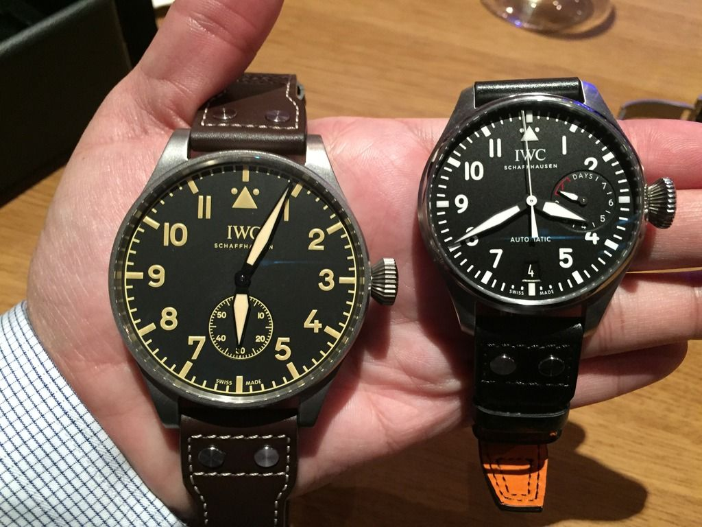 Iwc Schaffhausen International Watch Company