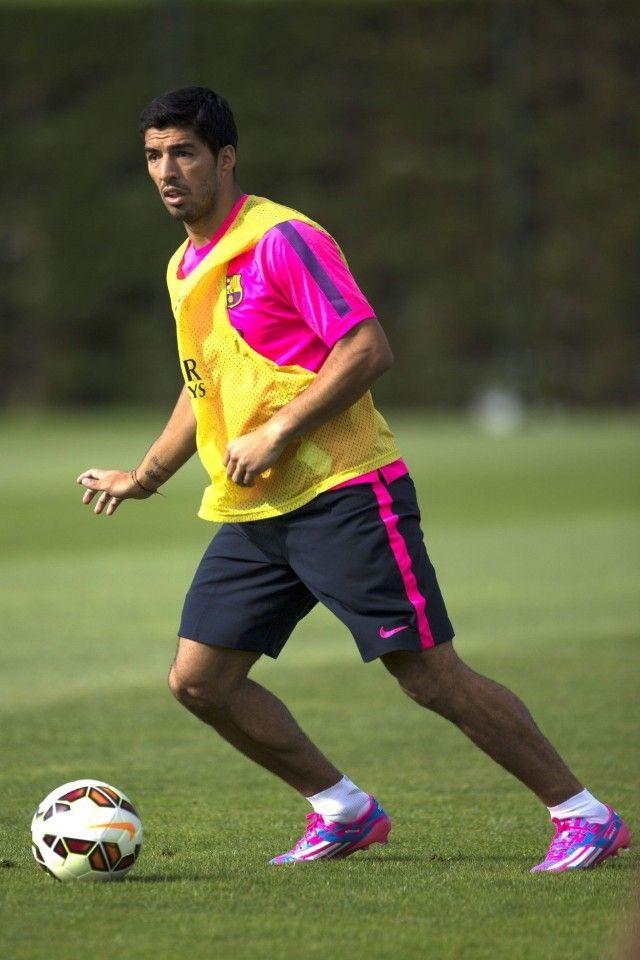 El nuevo fichaje del Barcelona que podría debutar este Lunes 18/08/2014 ante León. http://i24mundo.com/2014/08/18/el-nuevo-fichaje-del-barcelona-que-podria-debutar-este-lunes-ante-leon/