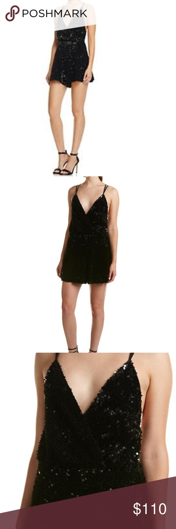 M boutique lace dress  NWT Kendall  Kylie Velvet Sequin Romper M Boutique  My Posh Picks