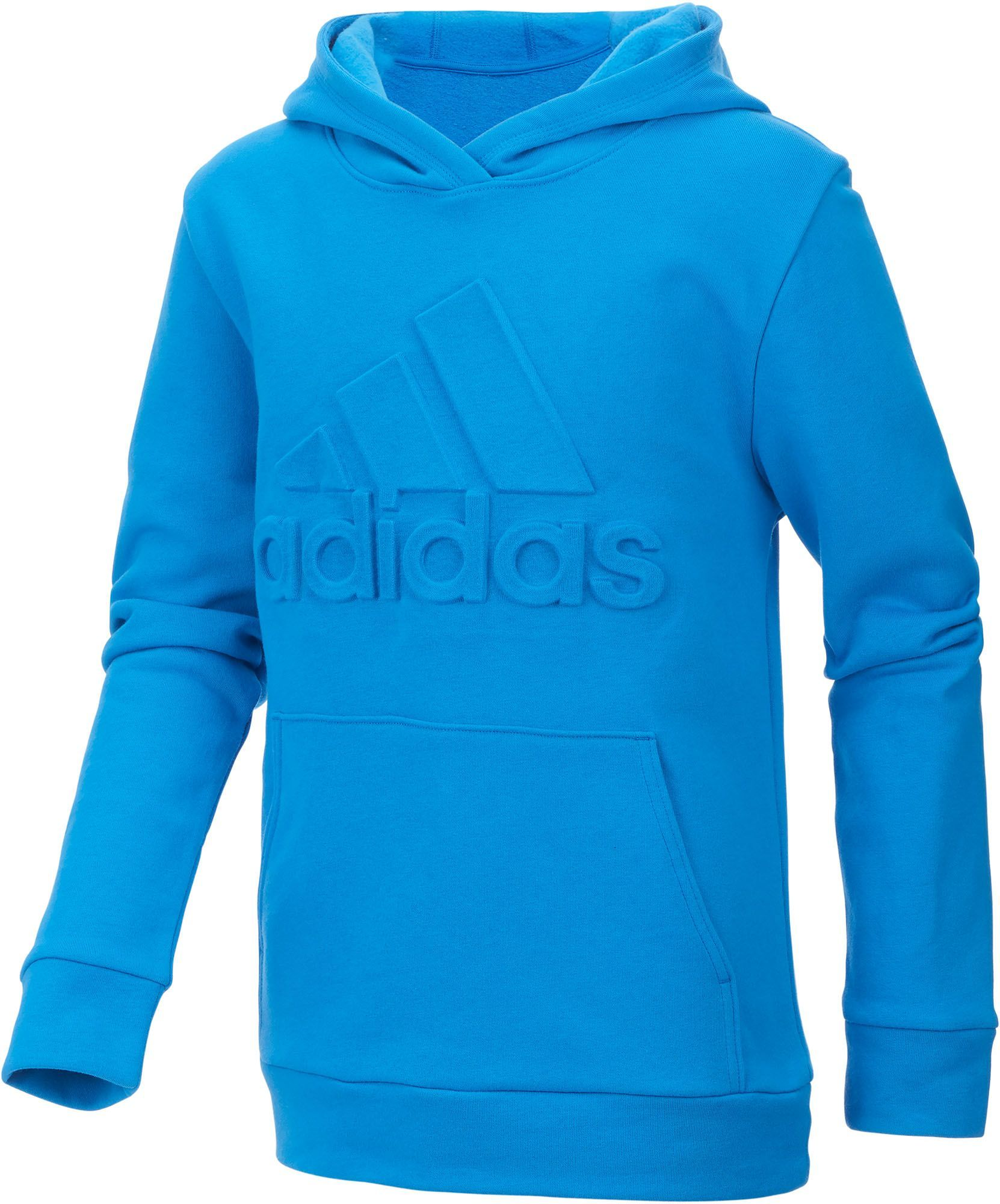 d76ff77760eb adidas Boys  Exclusive Embossed Logo Hoodie   Products   Embossed ...