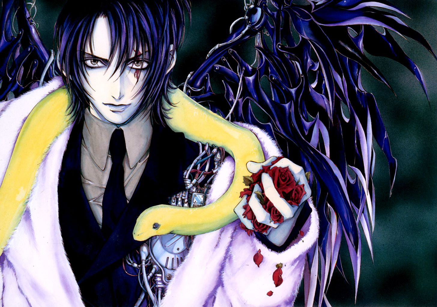 Tags Angel Sanctuary, Kaori Yuki, Lucifer (Angel