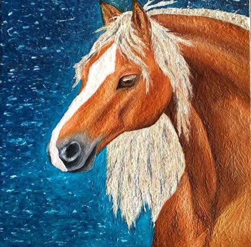 Melted Crayon Painting Https Www Facebook Com Aliciamedinaart