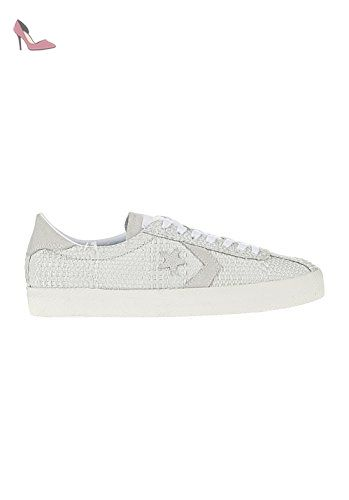 Chaussures blanches 151312C CONVERSE 44 Blanc - Chaussures ...