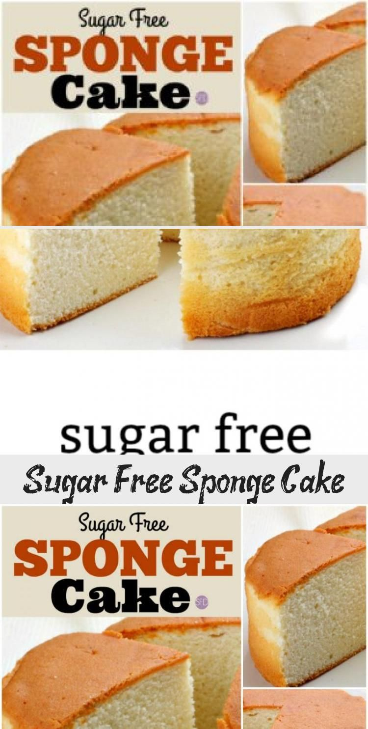 Sugar Free Sponge Cake Sugar Free Sponge Cake Recipe Sponge
