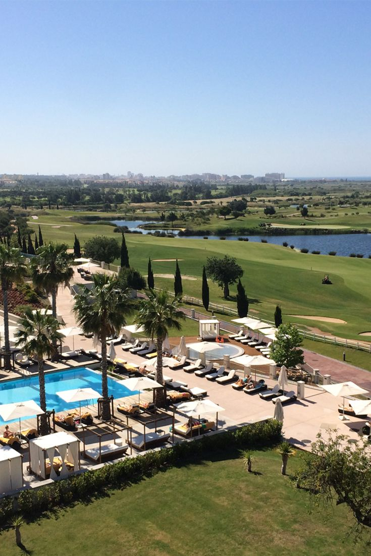 Tivoli Hotel In Algarve Waking Up To This View Wow Stunning Stay At The Tivoli