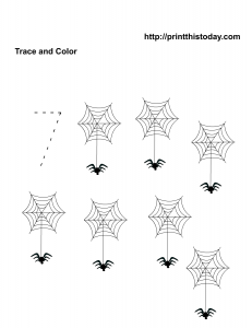 halloween-math-worksheet-7 | May Preschool- Farm & Farm Animals ...