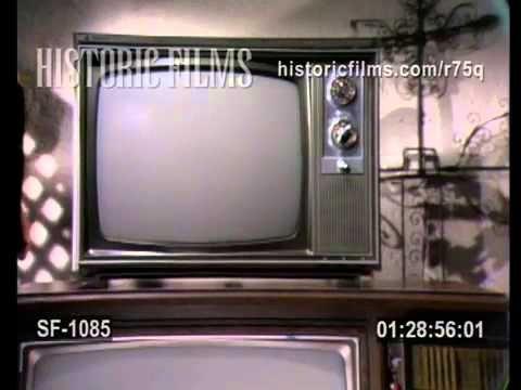 VINTAGE COMMERCIAL - QUASAR COLOR PORTABLE TELEVISION - YouTube
