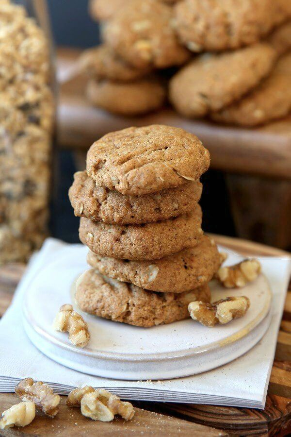 Healthier Kitchen Sink Cookies