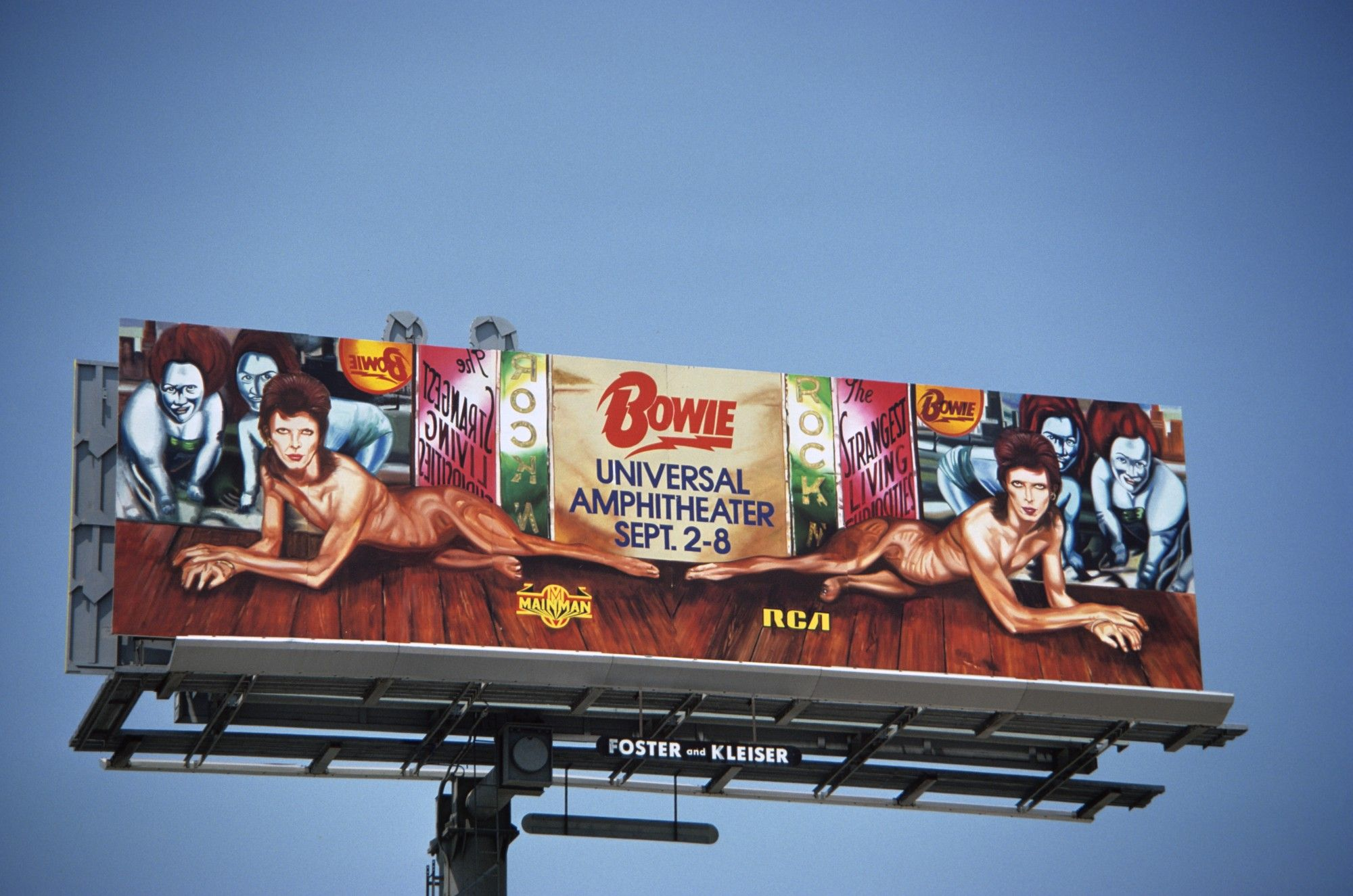 These photos of the bonkers Sunset Strip are a content