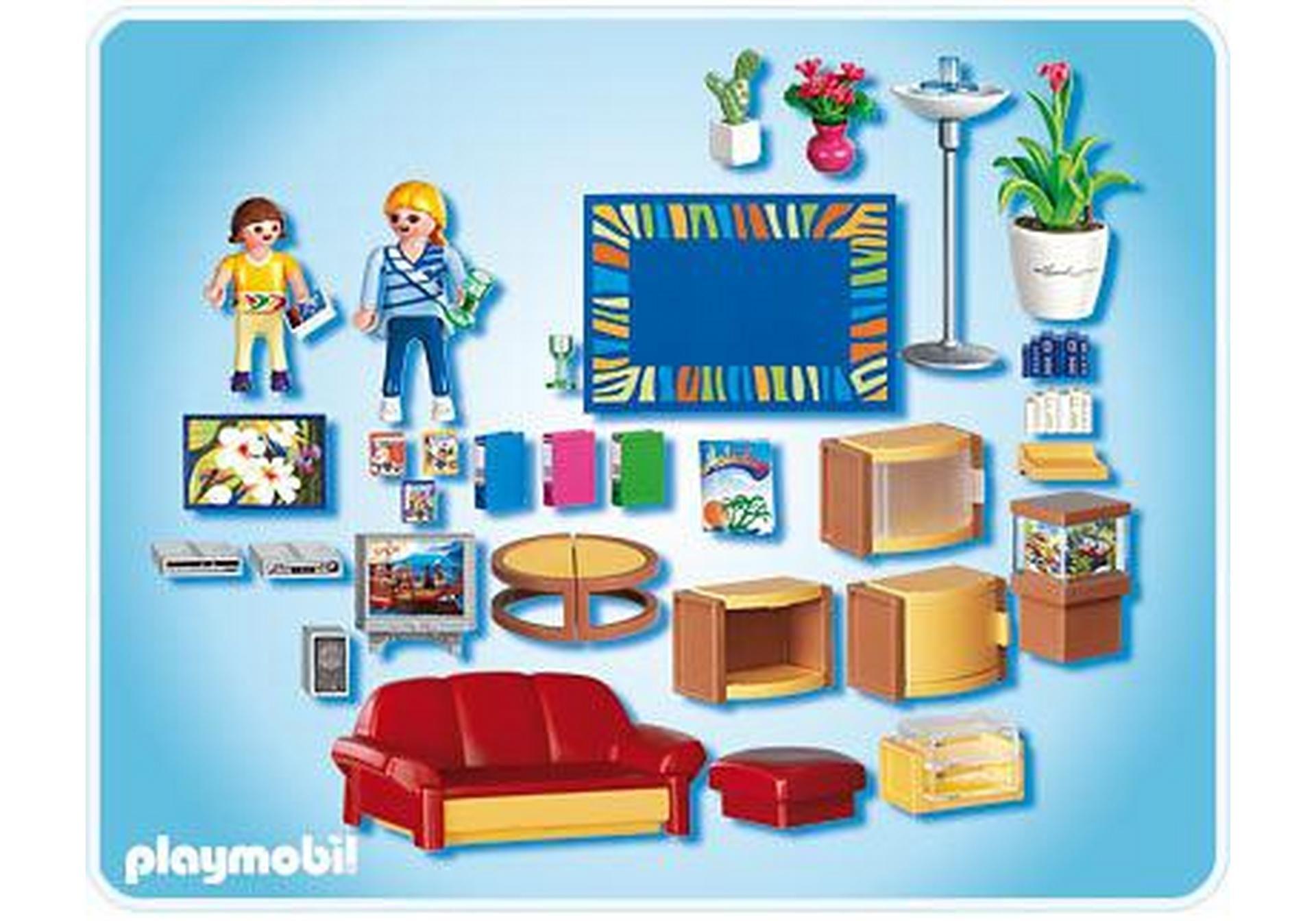 Playmobil Wohnzimmer | Pin By Brock Neal On Brooklyn S Board Pinterest Playmobil