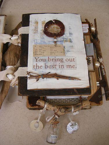 altered book 7 by alexcastroferreira, via Flickr