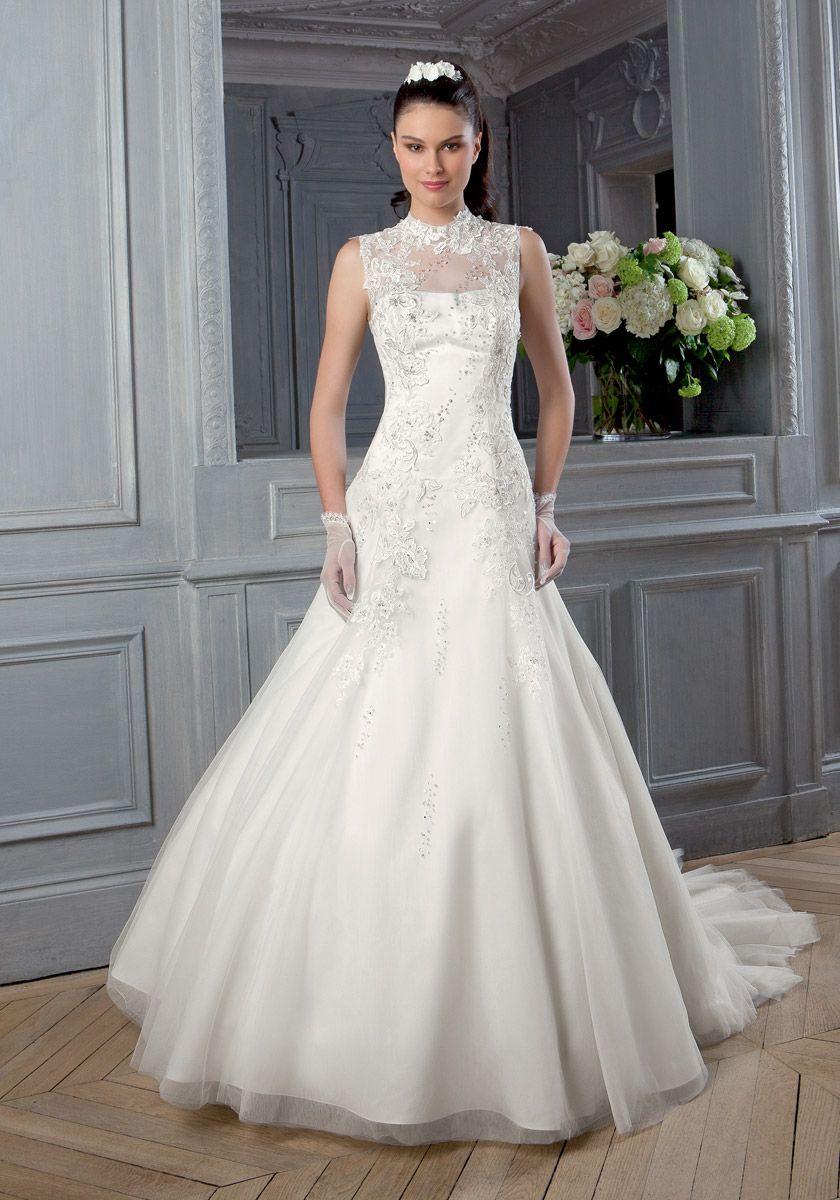 6e484ba5ad Bella Création, Polichinelle | Robe de mariée 2014 | Robe, Robe de ...