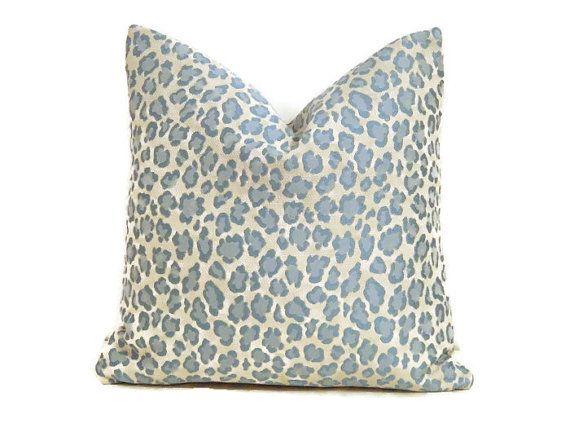 Cheetah Print Pillow Cover