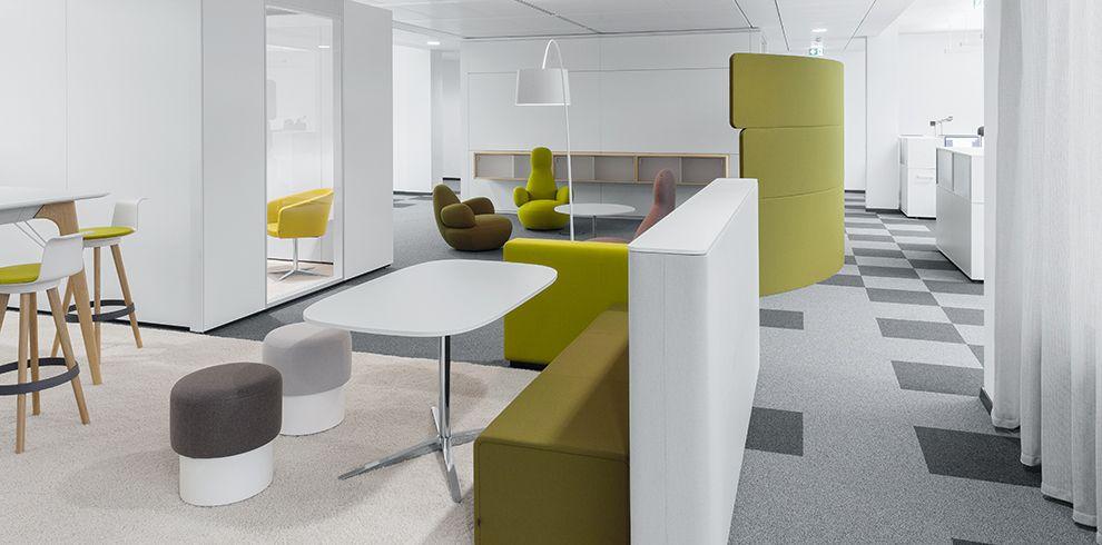 Drees & Sommer GmbH - Bene Büromöbel | Arbeitswelten | Pinterest