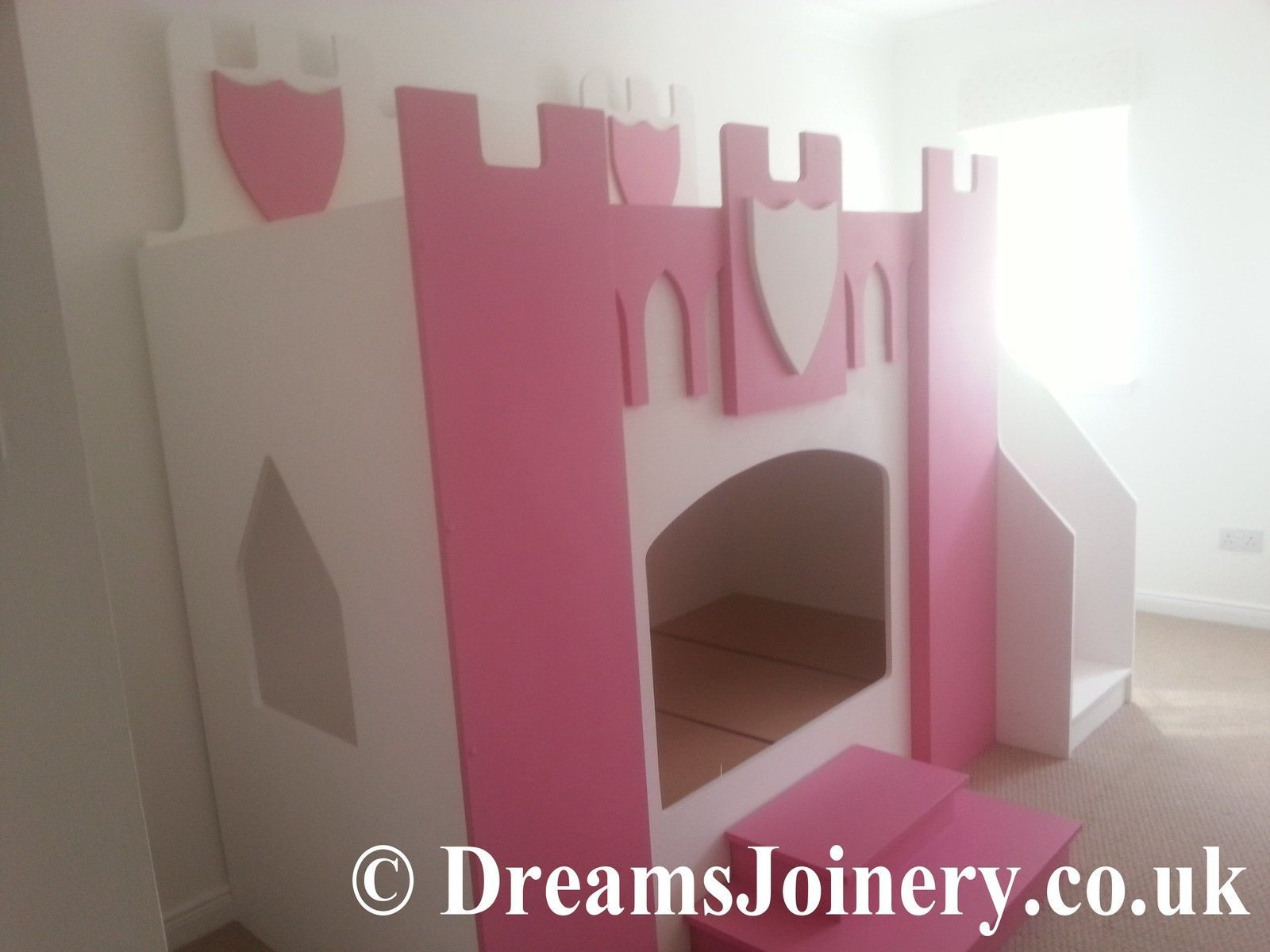 Cabin Beds With Built In Under Bed Storage For Children