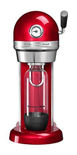 KitchenAid ARTISAN 5KSS1121CA/2 Trinkwassersprudler Liebesapfel-Rot - kitchenaid küchenmaschine artisan rot