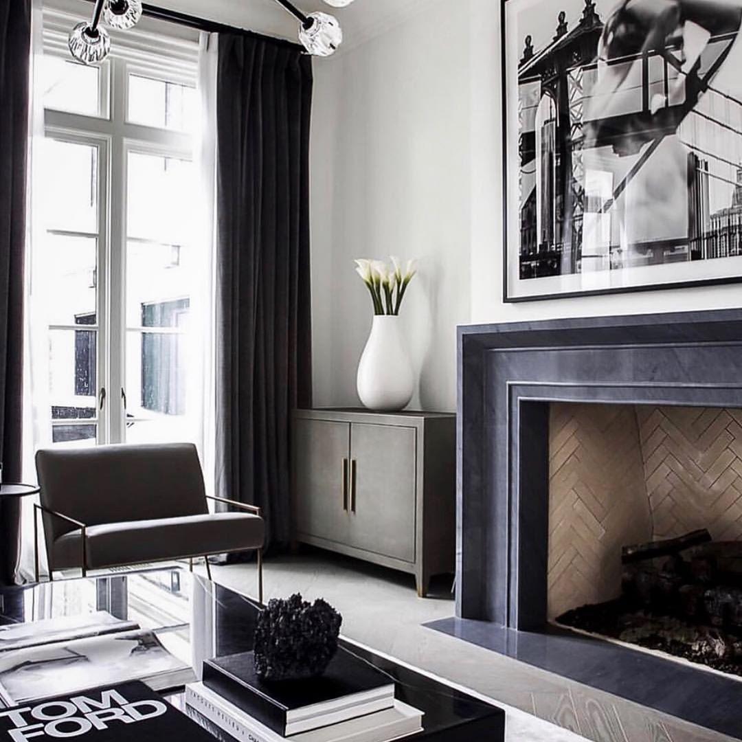 "jelena design studio on instagram ""contemporary sleek 🔥"