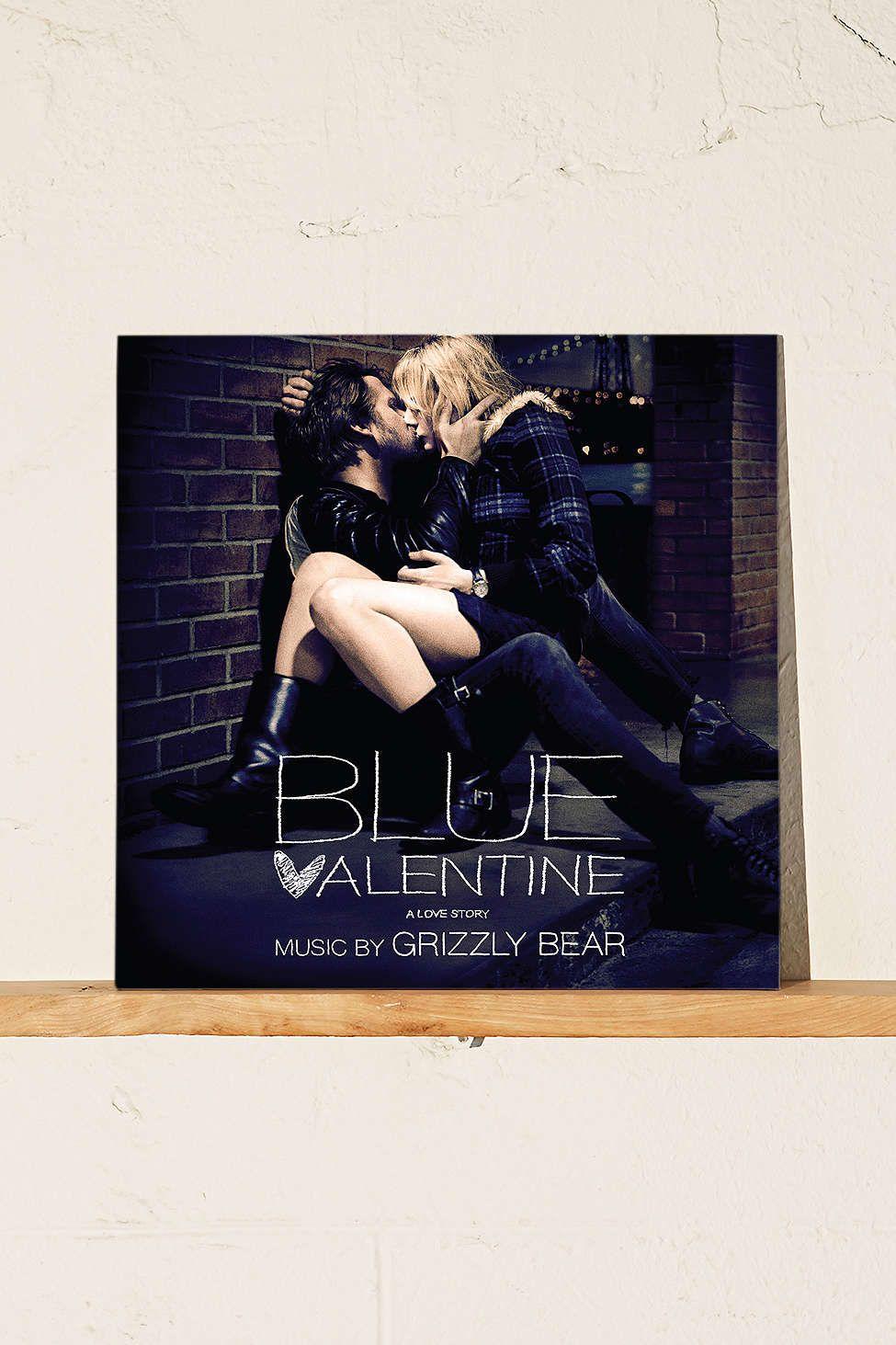 Various Artists   Blue Valentine Soundtrack LP
