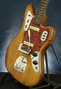 1962 Fender Jaguar Vintage Electric Guitar w/Case - First Year  I want please and thank you. I should get a rich widower to fund my needs.
