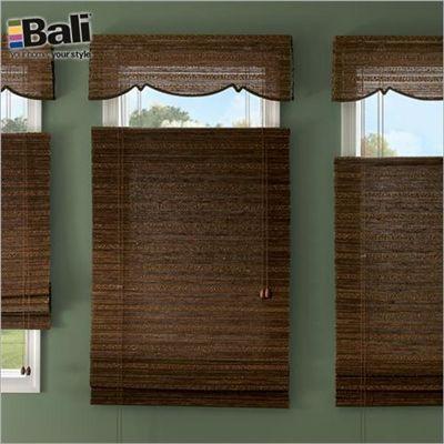 Bali Natural Woven Wood Shades Wooden Shades Woven Wood Shades