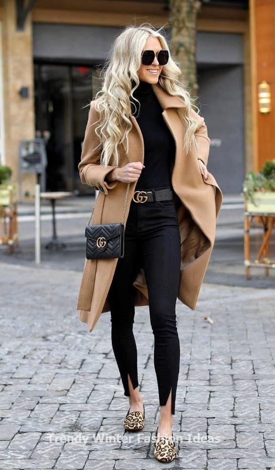 Idee alla moda per l'inverno #winterfashion #inverno