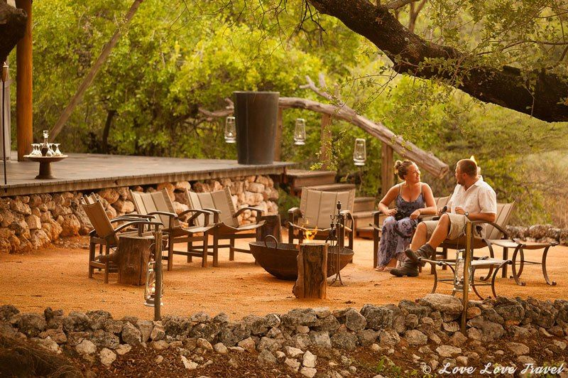 Glamping in Africa: Onguma Tented Camp   Tent camping ...