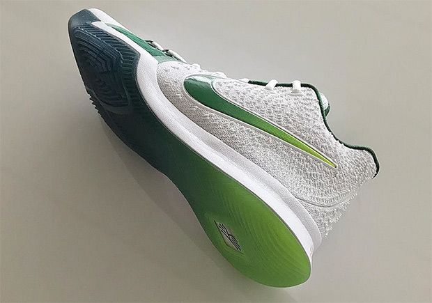 "942630e53d5  sneakers  news Kyrie Irving Has Another Nike Kyrie 3 ""Boston Celtics"" PE"