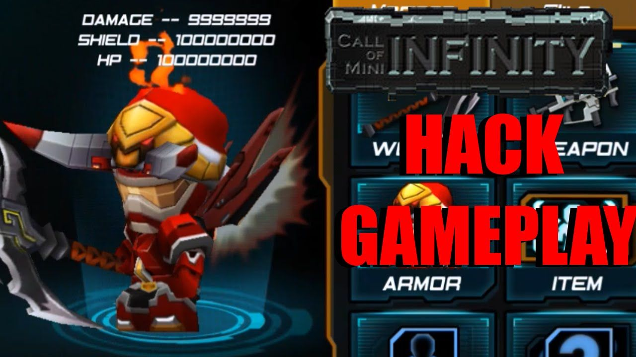 call of mini hack apk