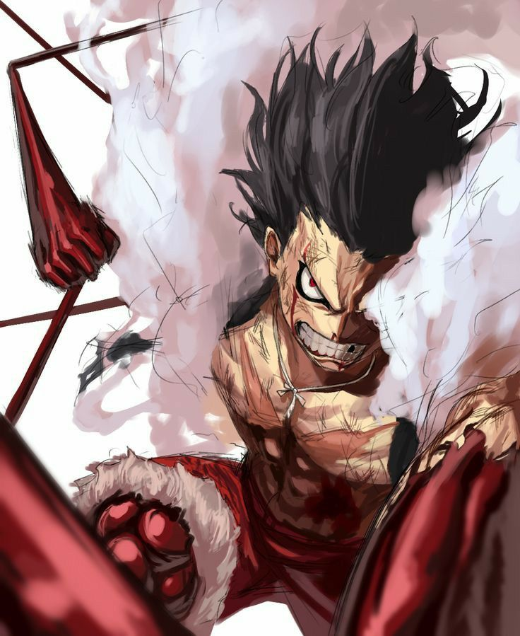 Pin on monkey d luffy. Gear 5 Luffy One Piece Pictures One Piece Comic One Piece Images