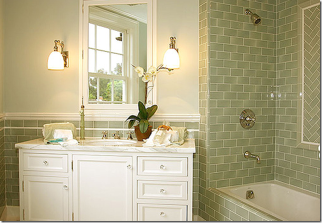 Subway Tiles For Bathrooms Are Great Invention For Bath Remodeling Ideas.  Heins And Christopher Grant LaFarge Because They Found Subway Tiles For  Bathrooms.