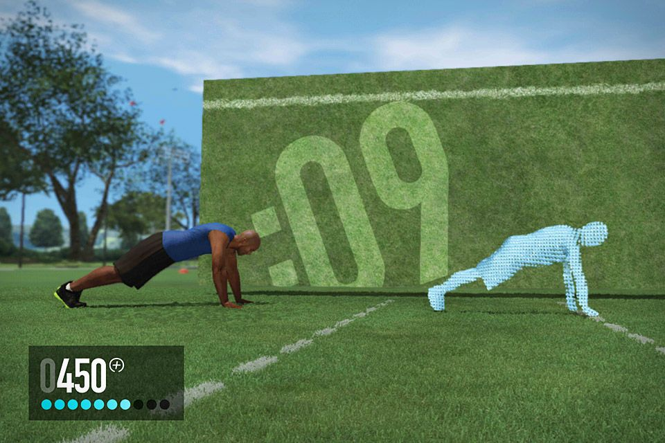 guerra Todo tipo de aniversario  Review of Nike+Kinect Training... IT REALLY WORKS! | Train, Counseling  blog, Kinect