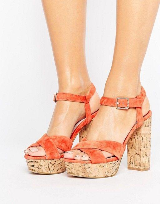 90c55f5fb81 Faith Leela Platform Heeled Sandals -  87