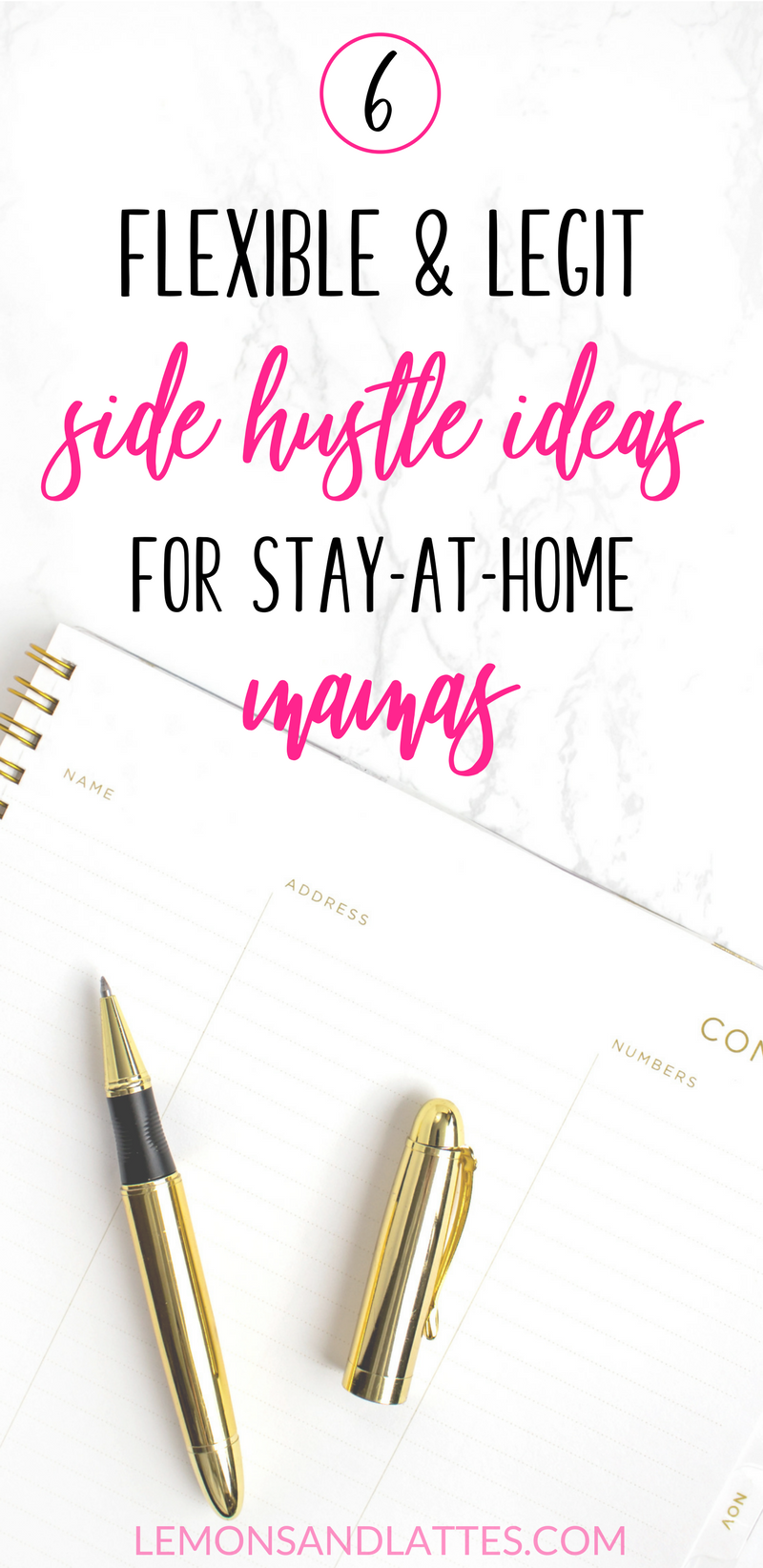 6 Ways to Make Extra Money as a Stay-at-Home Mom | Extra money