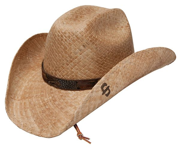 bd8cc7b4e4f Stetson River Run Straw Hat AA Callister Cowboy Hats