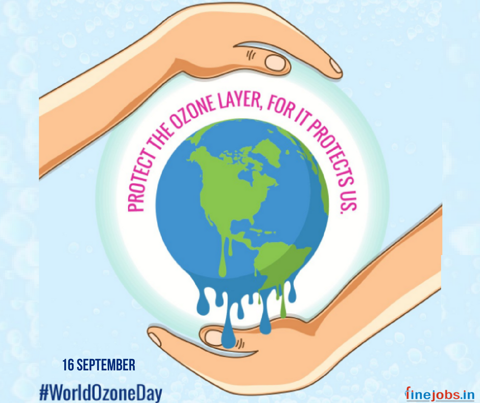 Lets Focus On Real Environmental >> This Ozoneday Let S Celebrate How Behaviourchange Can Help