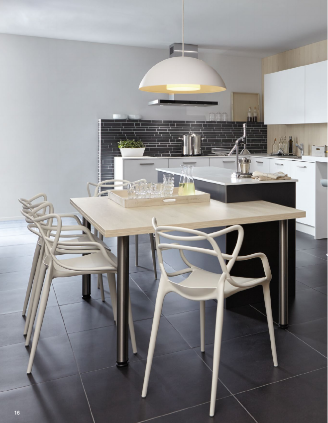 BEECK Küchen Katalog 2016 Дизайн и Дизайн квартиры