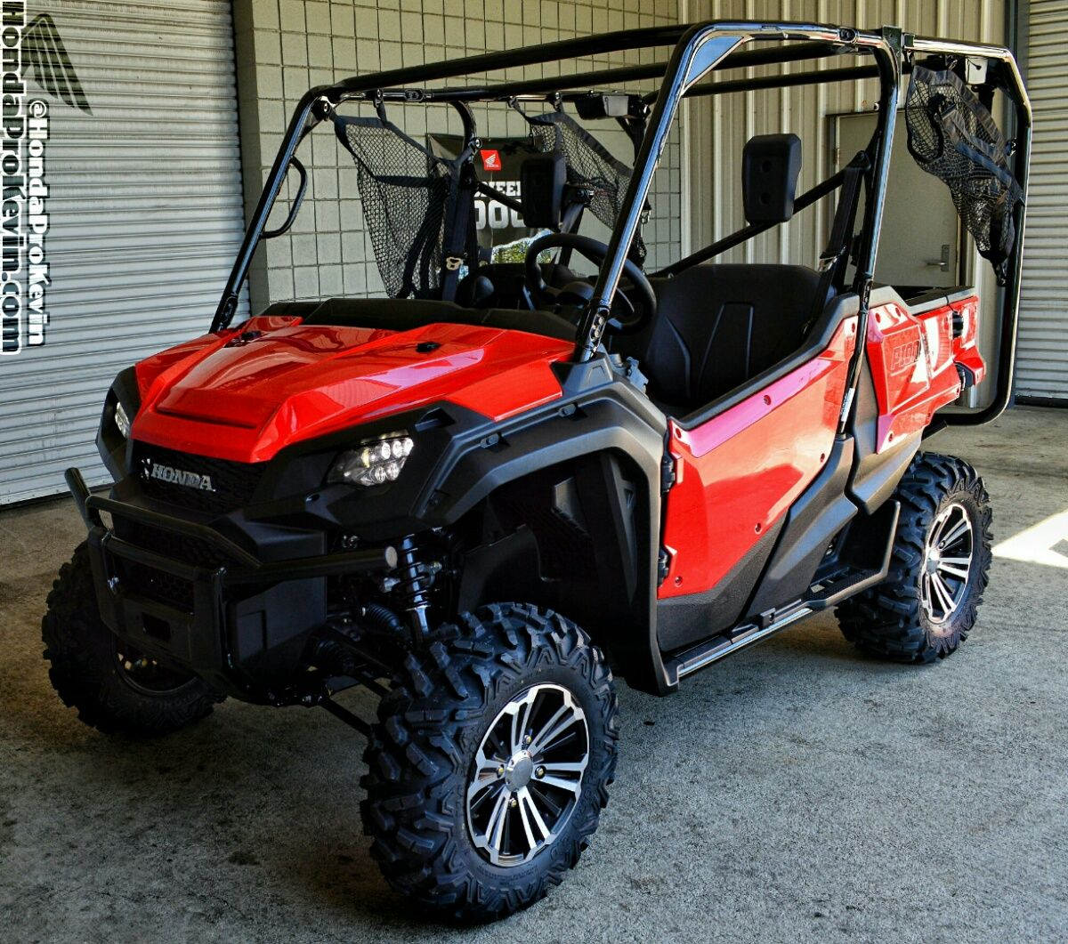2016 Pioneer 1000 5 Ride Review All New Honda Sxs Utv Side By Side Atv Honda Pro Kevin Honda Pioneer 1000 2016 Honda Honda