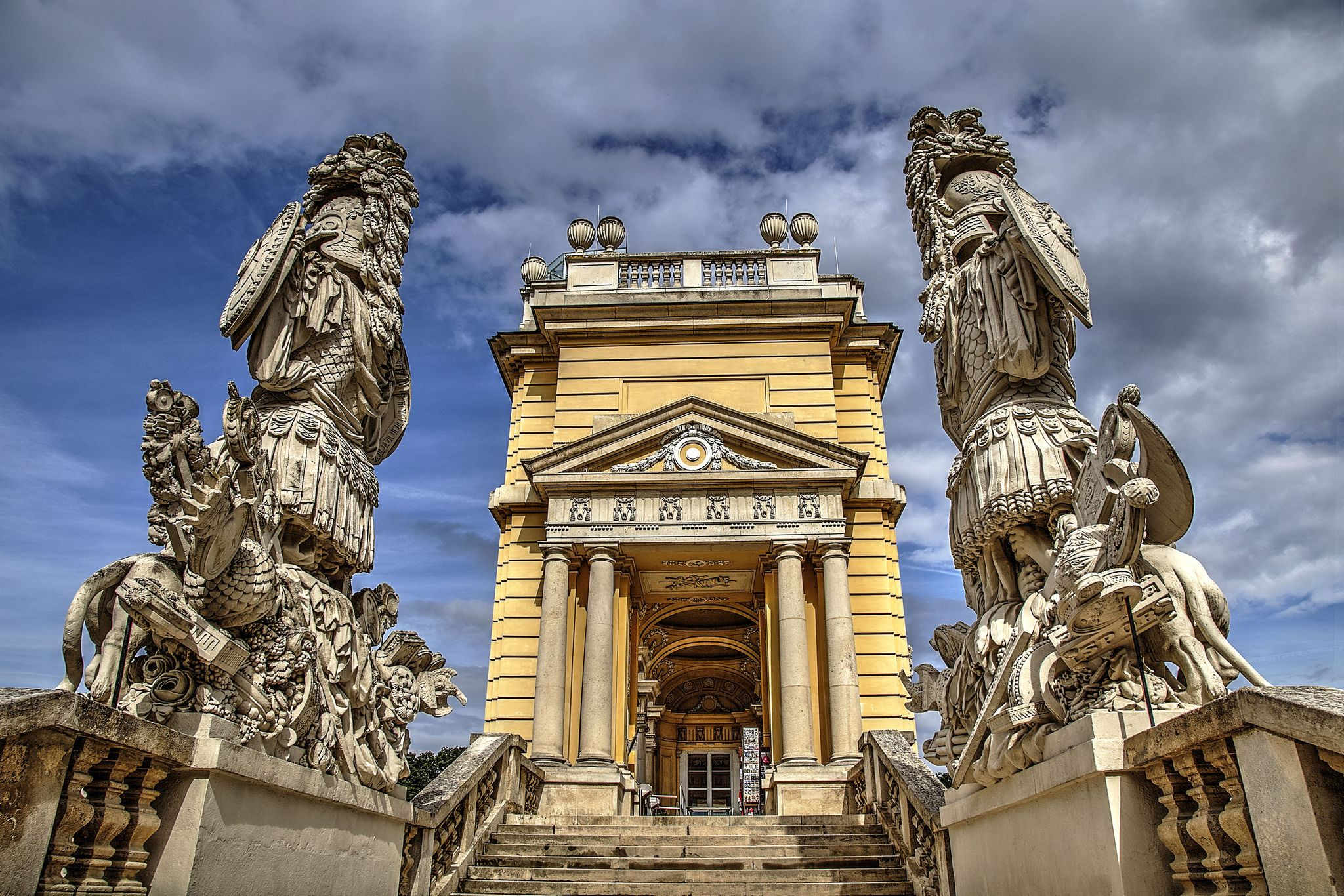 https://flic.kr/p/J2Xw47 | Schönbrunn Palace