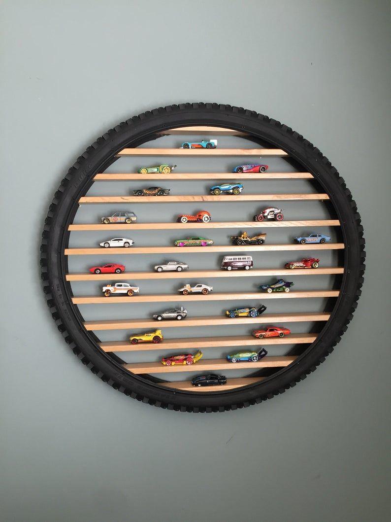 26 hot wheels and matchbox car display rack in 2020