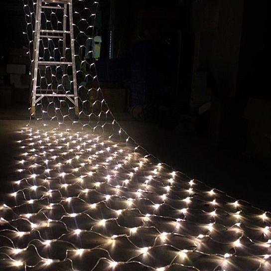LED Net Mesh Fairy String Light Make a Wish Pinterest Lights