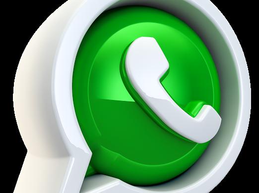 3D WhatsApp Icon Free Download Rafa