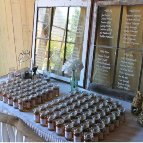 Wedding Table Display Seating Charts Chart And Favor Ideas