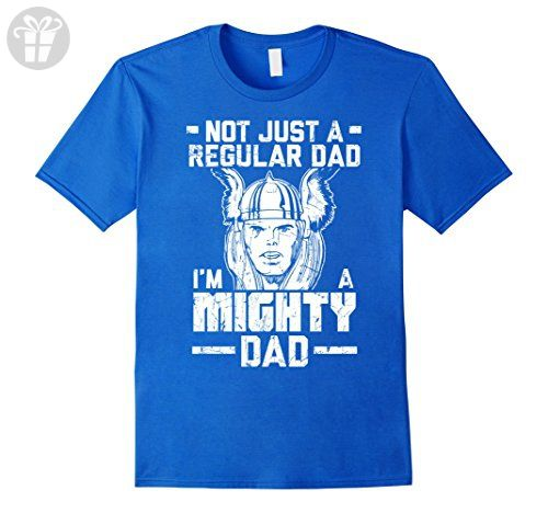 3625ec81 Men's Marvel Thor Father's Day Not Regular Dad Graphic T-Shirt Medium Royal  Blue (*Amazon Partner-Link)