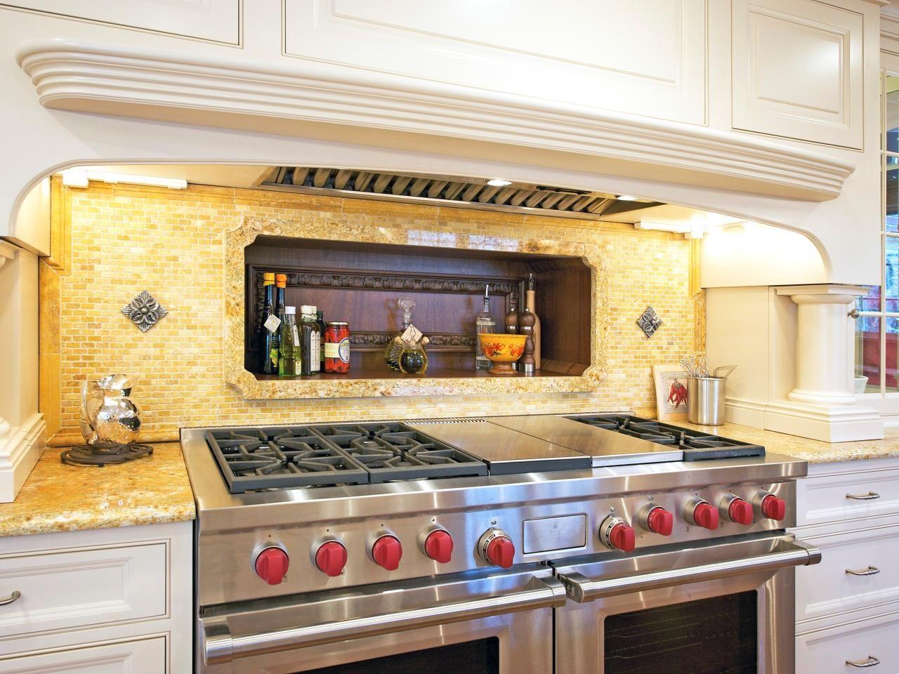 Do-It-Yourself Backsplash Ideas | Kitchen backsplash ...