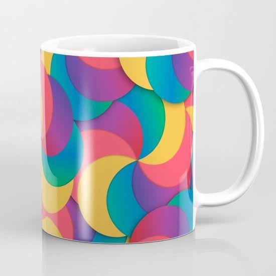Spiral Mess Mug