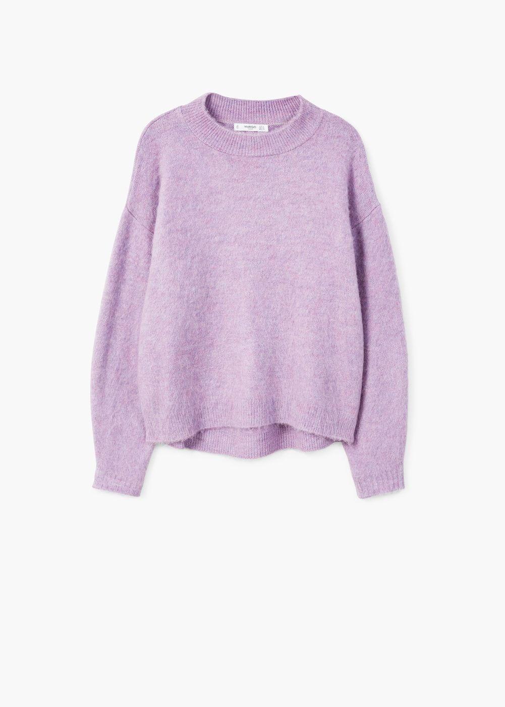 9f9a04257263 High collar sweater - Women