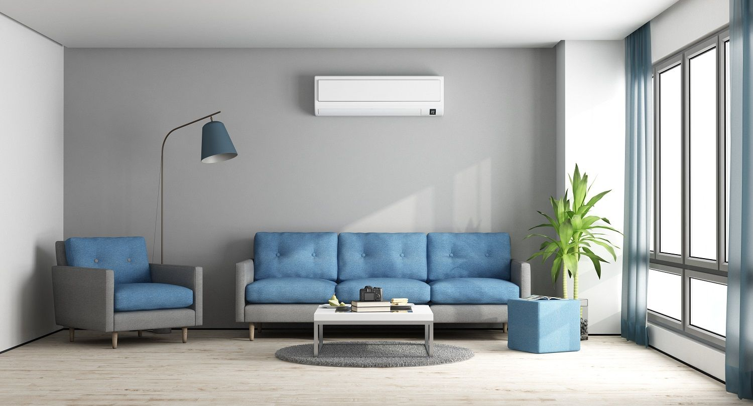 Split Air Conditioner Toronto Modern lounge, Home, Home