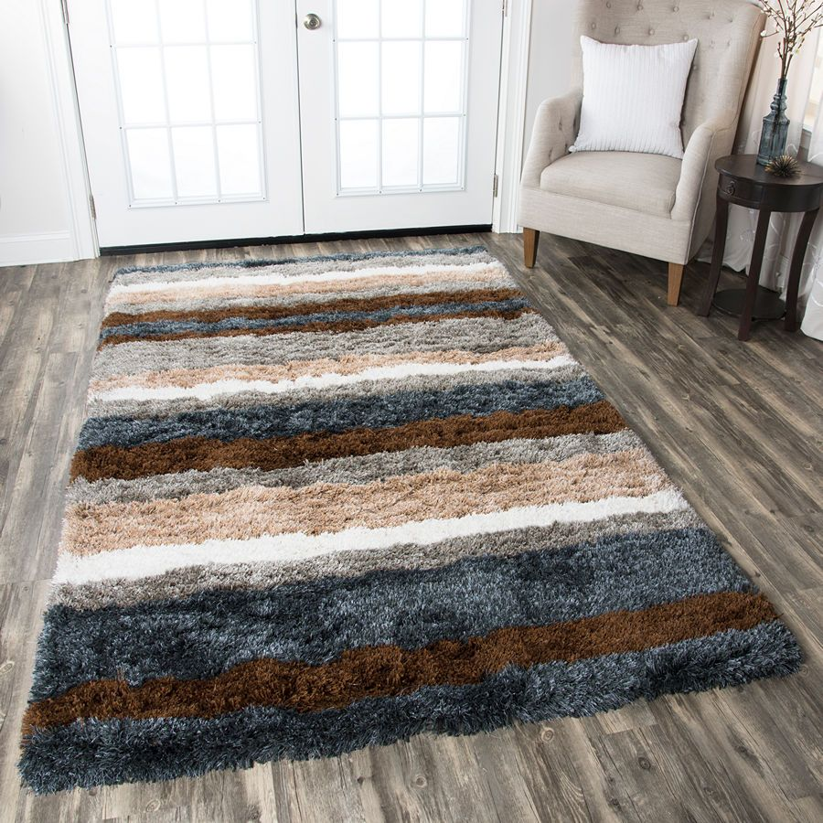 Rizzy Commons Co 8423 3 0 X 3 0 Round Gray Area Rug Rustic Area Rugs Area Rugs Rugs