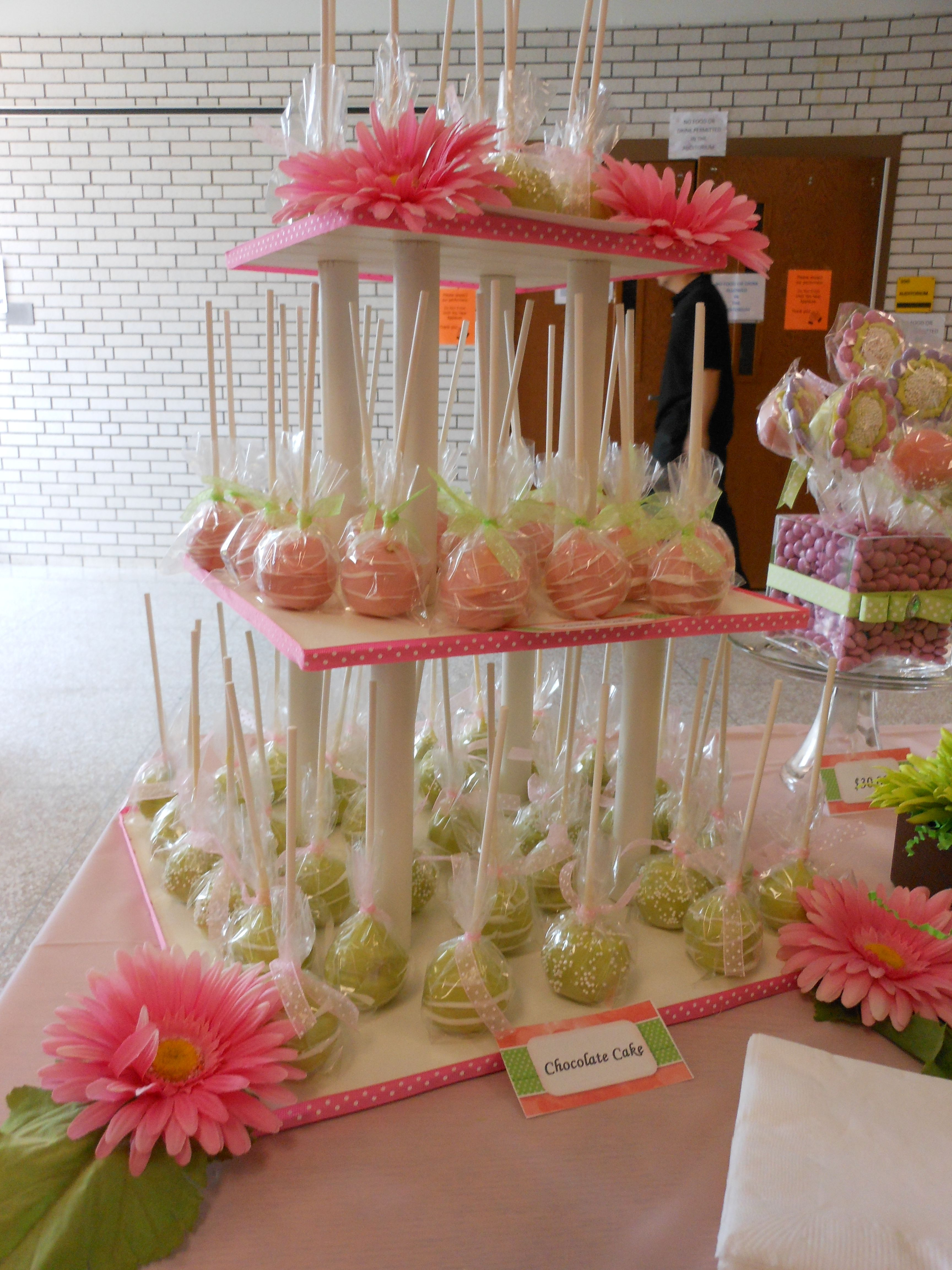Cake pop stand for weddings or parties cake pop stands