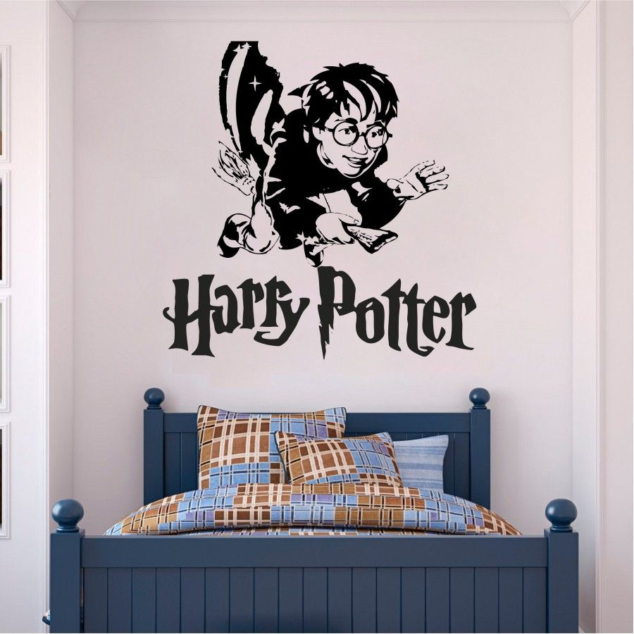 Bezaubernd Wandtattoo Kinderzimmer Beste Wahl   Harry Potter Nr 302